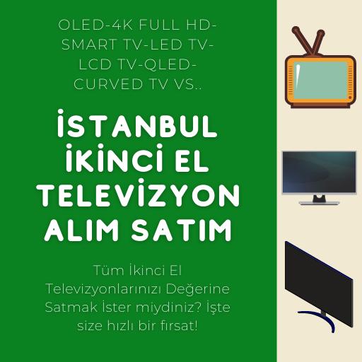 İstanbul İkinci El Televizyon Alım Satım